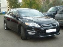 Ford Mondeo 2014год с водителем