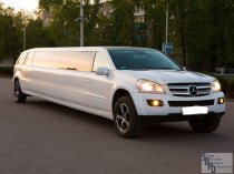 лимузин Mercedes-Benz GL